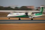 テツタロウさんが、伊丹空港で撮影したANAウイングス DHC-8-402Q Dash 8の航空フォト(写真)