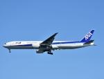 えるあ~るさんが、羽田空港で撮影した全日空 777-381/ERの航空フォト(写真)
