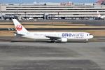えるあ~るさんが、羽田空港で撮影した日本航空 767-346/ERの航空フォト(写真)