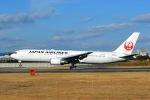 shining star ✈さんが、伊丹空港で撮影した日本航空 767-346/ERの航空フォト(写真)