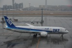 よしポンさんが、羽田空港で撮影した全日空 787-881の航空フォト(写真)