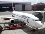 Co-pilootjeさんが、シドニー国際空港で撮影したカンタス航空 737-838の航空フォト(写真)
