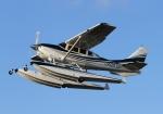 LOTUSさんが、八尾空港で撮影した個人所有 T206H Turbo Stationairの航空フォト(写真)