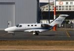 LOTUSさんが、八尾空港で撮影したエスケープラント 510 Citation Mustangの航空フォト(写真)