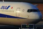 Amaizing787さんが、熊本空港で撮影した全日空 767-381/ERの航空フォト(写真)