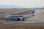MOHICANさんが、関西国際空港で撮影したフィンエアー A330-302Xの航空フォト(写真)