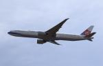 MOHICANさんが、関西国際空港で撮影したチャイナエアライン 777-309/ERの航空フォト(写真)