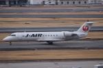 uhfxさんが、伊丹空港で撮影したジェイ・エア CL-600-2B19 Regional Jet CRJ-200ERの航空フォト(写真)