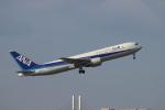 uhfxさんが、伊丹空港で撮影した全日空 767-381/ERの航空フォト(写真)
