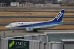 uhfxさんが、伊丹空港で撮影したANAウイングス 737-54Kの航空フォト(写真)