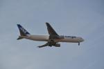 熊五郎~さんが、成田国際空港で撮影した全日空 767-381Fの航空フォト(写真)