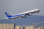 latchさんが、伊丹空港で撮影した全日空 777-381の航空フォト(写真)