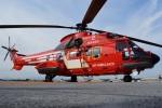 (`・ω・´)さんが、立川飛行場で撮影した東京消防庁航空隊 AS332L1の航空フォト(写真)
