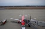 ライトブルーレフトさんが、新潟空港で撮影したフジドリームエアラインズ ERJ-170-100 (ERJ-170STD)の航空フォト(写真)