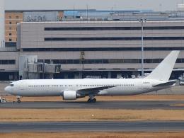 えぬえむさんが、羽田空港で撮影した日本航空 767-346/ERの航空フォト(写真)