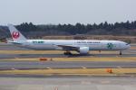PASSENGERさんが、成田国際空港で撮影した日本航空 777-346/ERの航空フォト(写真)