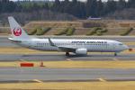 PASSENGERさんが、成田国際空港で撮影した日本航空 737-846の航空フォト(写真)
