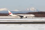 みなかもさんが、新千歳空港で撮影した日本航空 777-289の航空フォト(写真)