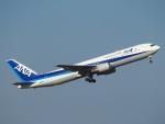 えぬえむさんが、羽田空港で撮影した全日空 767-381の航空フォト(写真)