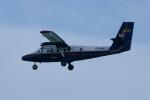 かずまっくすさんが、プリンセス・ジュリアナ国際空港で撮影したウィンエア DHC-6-300 Twin Otterの航空フォト(写真)