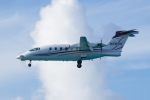かずまっくすさんが、プリンセス・ジュリアナ国際空港で撮影したPrivate P.180 Avantiの航空フォト(写真)