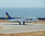 猛虎ファンさんが、神戸空港で撮影したスカイマーク 737-81Dの航空フォト(写真)