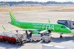 高松空港 - Takamatsu Airport [TAK/RJOT]で撮影されたフジドリームエアラインズ - Fuji Dream Airlines [JH/FDA]の航空機写真