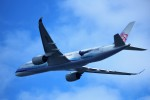 HK Express43さんが、関西国際空港で撮影したチャイナエアライン A350-941XWBの航空フォト(写真)