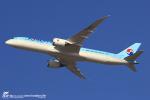 LSGさんが、金浦国際空港で撮影した大韓航空 787-9の航空フォト(写真)