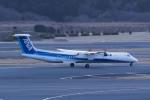 Mochi7D2さんが、成田国際空港で撮影したANAウイングス DHC-8-402Q Dash 8の航空フォト(写真)