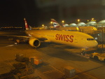 ken1☆MYJさんが、香港国際空港で撮影したスイスインターナショナルエアラインズ 777-3DE/ERの航空フォト(写真)