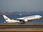 えぬえむさんが、羽田空港で撮影した日本航空 777-289の航空フォト(写真)