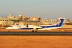 shining star ✈さんが、伊丹空港で撮影したANAウイングス DHC-8-402Q Dash 8の航空フォト(写真)