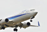 TopGunさんが、福岡空港で撮影した全日空 737-881の航空フォト(写真)