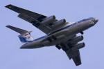 Spot KEIHINさんが、羽田空港で撮影したヴォルガ・ドニエプル航空 Il-76TDの航空フォト(写真)