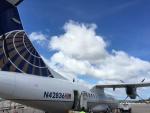 tanukiさんが、グアム国際空港で撮影したケープ・エア ATR-42-320の航空フォト(写真)