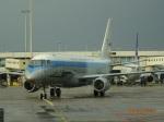 O.TAKUMAさんが、アムステルダム・スキポール国際空港で撮影したLOTポーランド航空 737-45Dの航空フォト(写真)