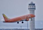 ぷかちさんが、新千歳空港で撮影したフジドリームエアラインズ ERJ-170-200 (ERJ-175STD)の航空フォト(写真)
