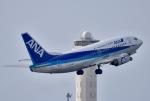 ぷかちさんが、新千歳空港で撮影したANAウイングス 737-54Kの航空フォト(写真)