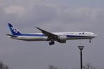 Timothyさんが、成田国際空港で撮影した全日空 777-381/ERの航空フォト(写真)