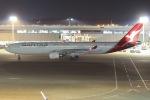 じゃがさんが、成田国際空港で撮影したカンタス航空 A330-303の航空フォト(写真)