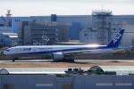timeさんが、羽田空港で撮影した全日空 777-381/ERの航空フォト(写真)