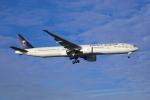 よしぱるさんが、ロンドン・ヒースロー空港で撮影したサウディア 777-3FG/ERの航空フォト(写真)
