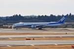 anyongさんが、成田国際空港で撮影した全日空 777-381/ERの航空フォト(写真)