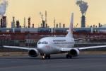 anyongさんが、羽田空港で撮影した日本トランスオーシャン航空 737-446の航空フォト(写真)