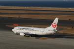 ケンジウムさんが、中部国際空港で撮影した日本トランスオーシャン航空 737-446の航空フォト(写真)