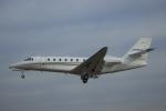 FileNotFound404さんが、岡南飛行場で撮影したノエビア 680 Citation Sovereignの航空フォト(写真)