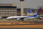 Astechnoさんが、伊丹空港で撮影した全日空 777-281/ERの航空フォト(写真)