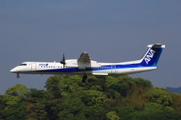 Semirapidさんが、福岡空港で撮影したANAウイングス DHC-8-402Q Dash 8の航空フォト(写真)