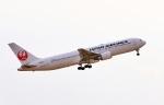 Airway-japanさんが、函館空港で撮影した日本航空 767-346/ERの航空フォト(写真)
